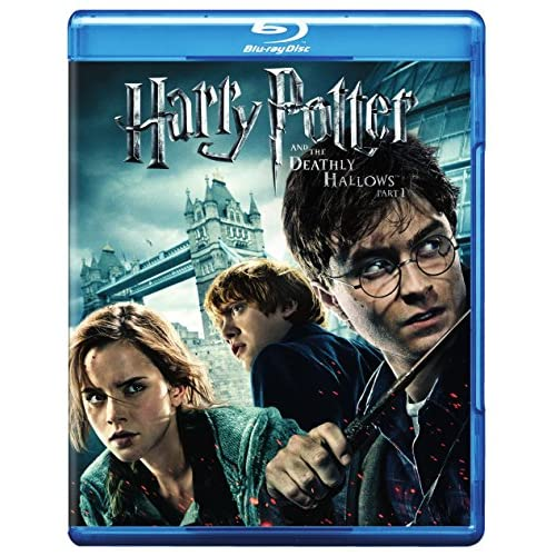 Image 0 of Harry Potter And The Deathly Hallows Part 1 Blu-Ray On Blu-Ray With