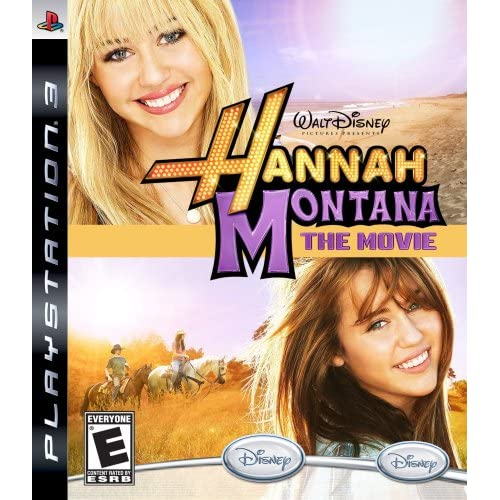 Walt Disney Pictures Presents Hannah Montana The Movie PS3 For PlayStation 3