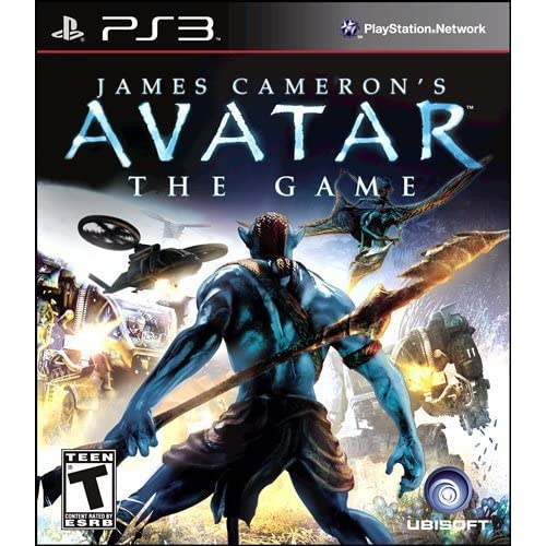Avatar For PlayStation 3 PS3