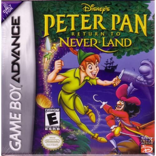 Disney's Peter Pan: Return To Neverland For GBA Gameboy Advance