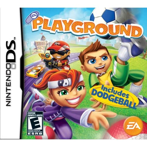 EA Playground For Nintendo DS DSi 3DS 2DS