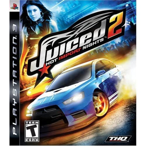 Image 0 of Juiced 2: Hot Import Nights For PlayStation 3 PS3 Flight