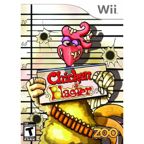 Chicken Blaster For Wii And Wii U Shooter