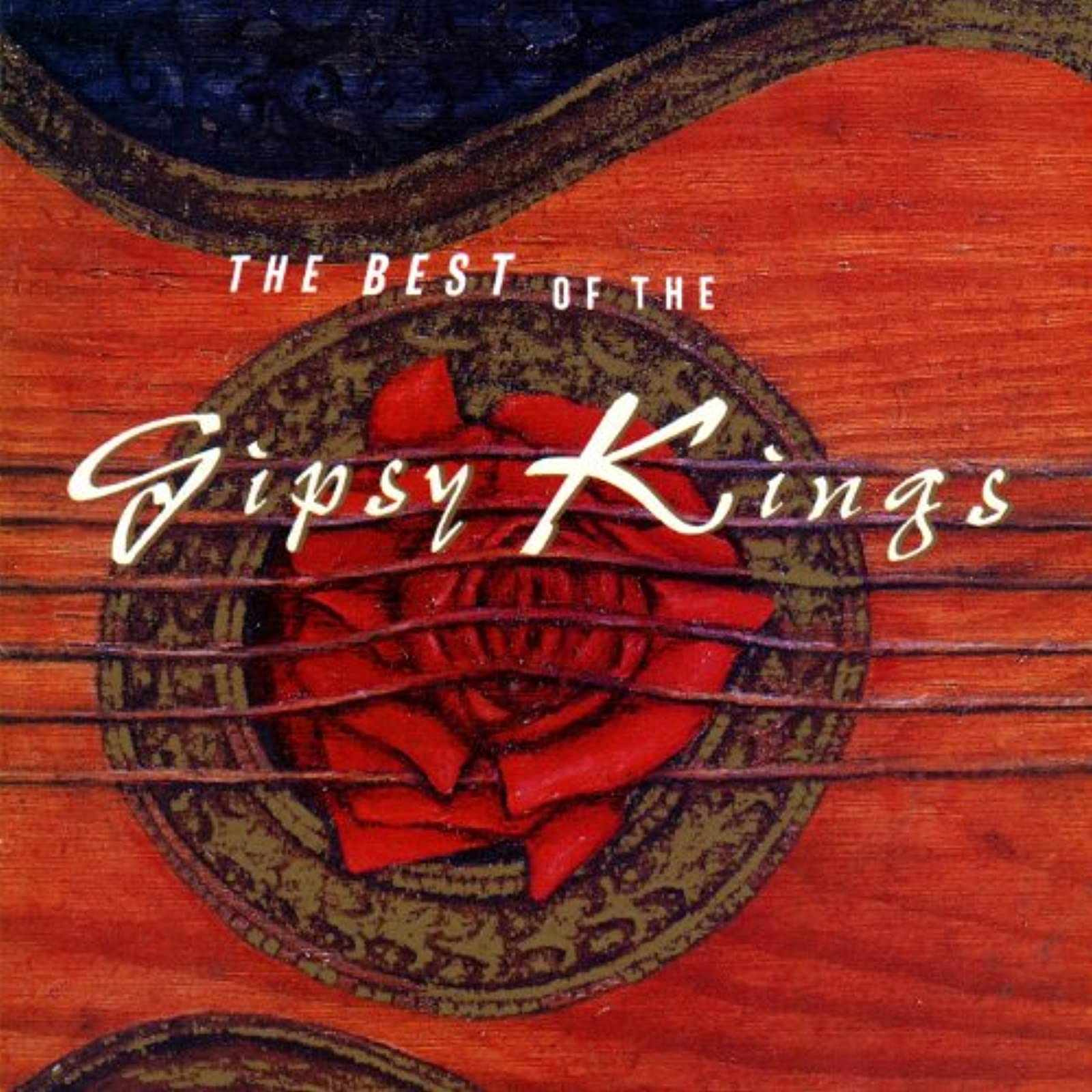 Image 0 of The Best Of The Gipsy Kings Album 1995 by Gipsy Kings On Audio CD