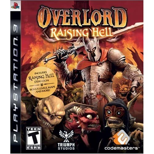 Overlord: Raising Hell For PlayStation 3 PS3