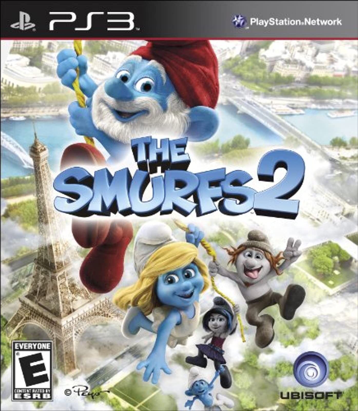 The Smurfs 2 For PlayStation 3 PS3