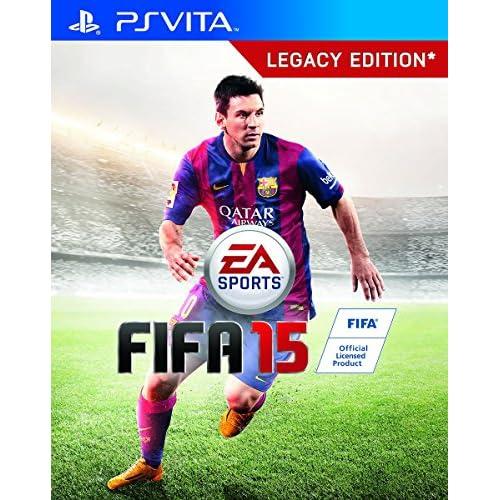 FIFA 15 PlayStation Vita For Ps Vita Soccer