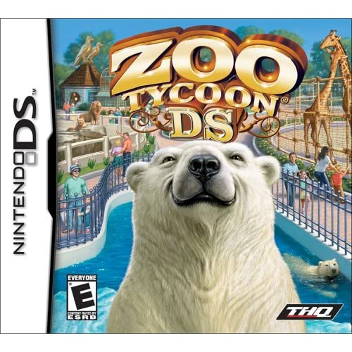 Zoo Tycoon For Nintendo DS DSi 3DS 2DS Strategy