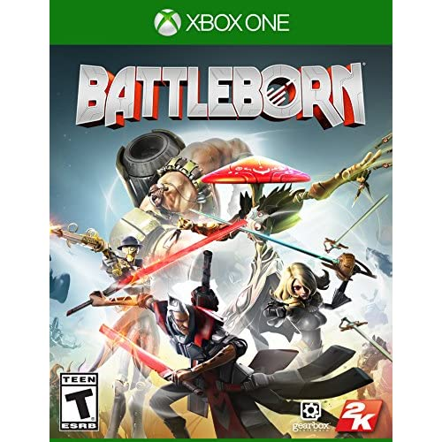 Battleborn For Xbox One Shooter