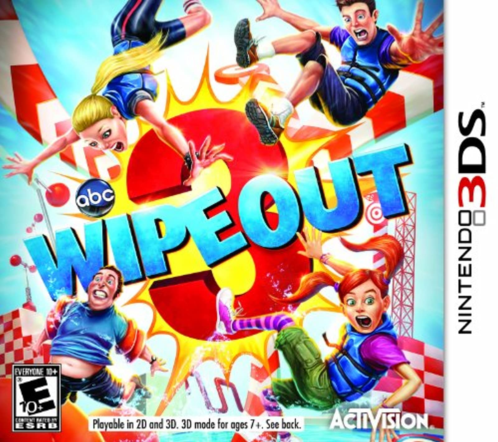 Wipeout 3 Nintendo For 3DS