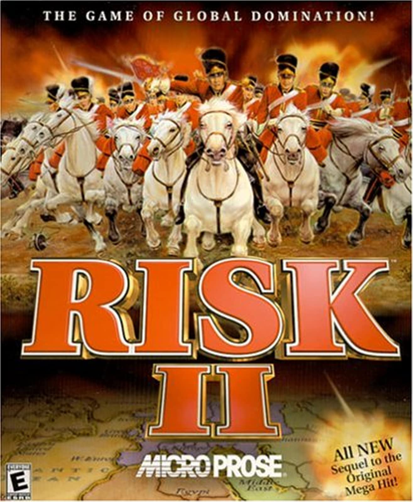 Risk II Software PC Game