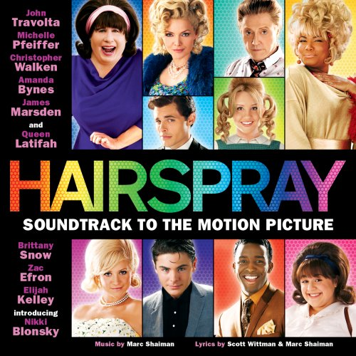 Hairspray Soundtrack To The Motion Picture By Marc Shaiman Composer