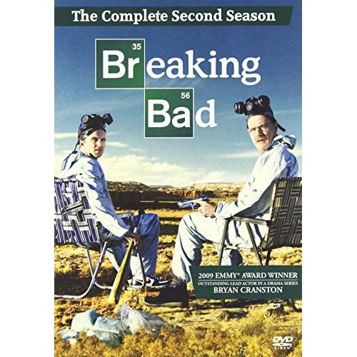Image 0 of Breaking Bad: Season 2 On DVD With Bryan Cranston TV Shows