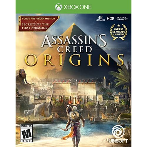 Assassin's Creed Origins Standard Edition For Xbox One Shooter