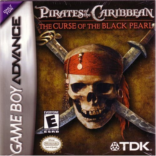 Pirates Of The Caribbean: The Curse Of The Black Pearl GBA Action
