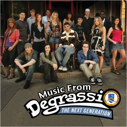 Image 0 of Music From Degrassi: Next Generation On Audio CD Album 2008
