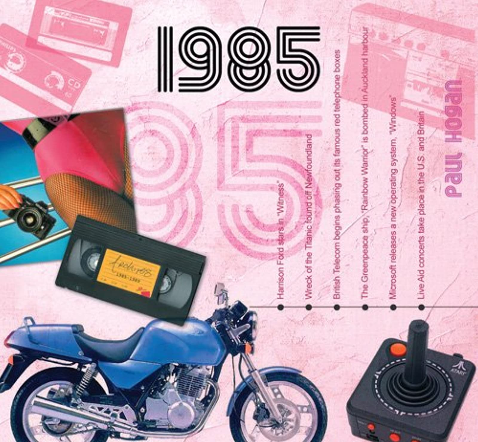 1985 A Time To Remember CD On Audio CD Album