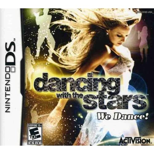 Dancing With The Stars: Get Your Dance On! For Nintendo DS DSi 3DS 2DS