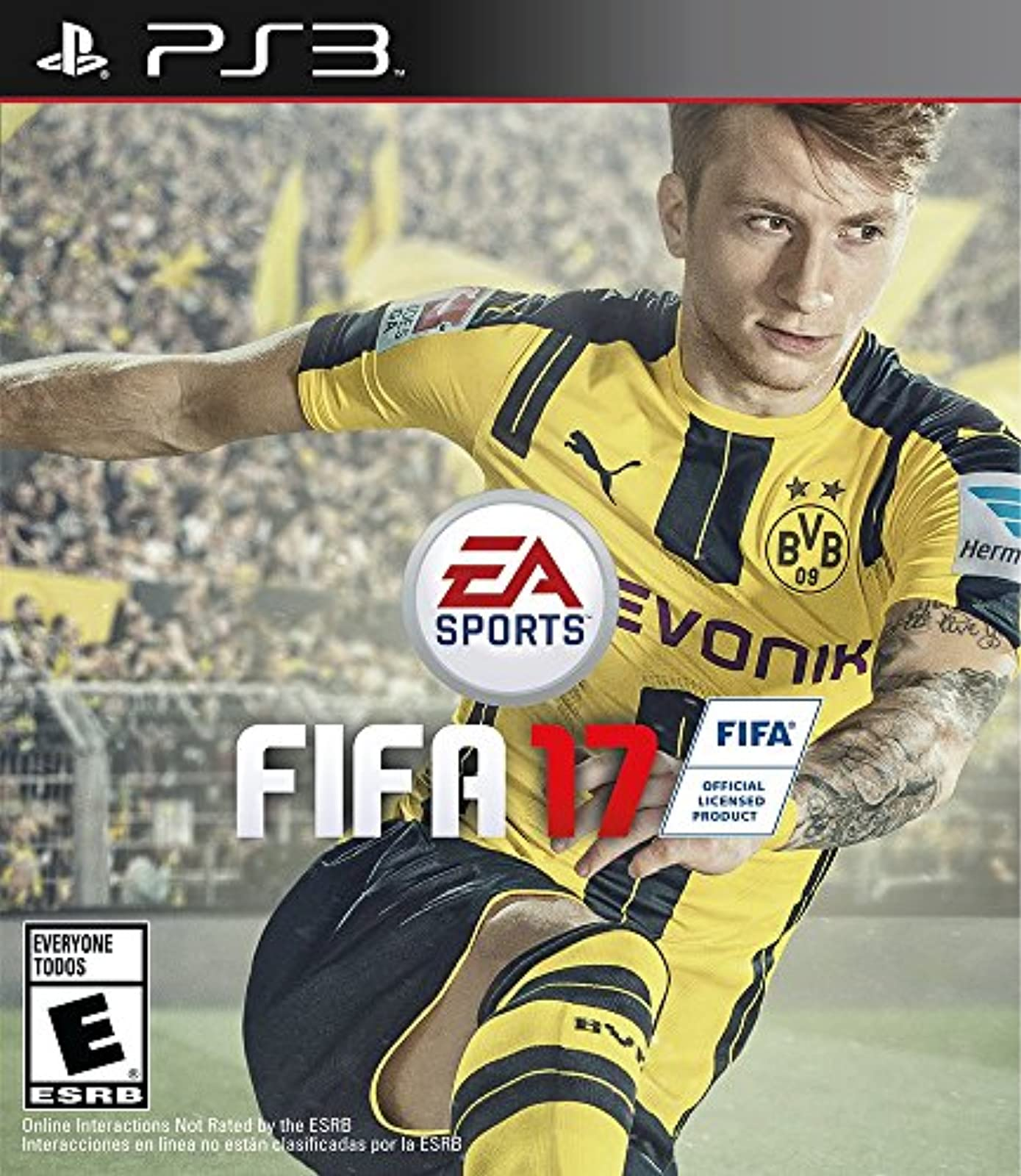 FIFA 17 For PlayStation 3 PS3