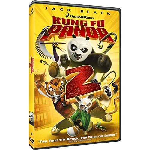 Kung Fu Panda 2 On DVD With Jack Black Anime