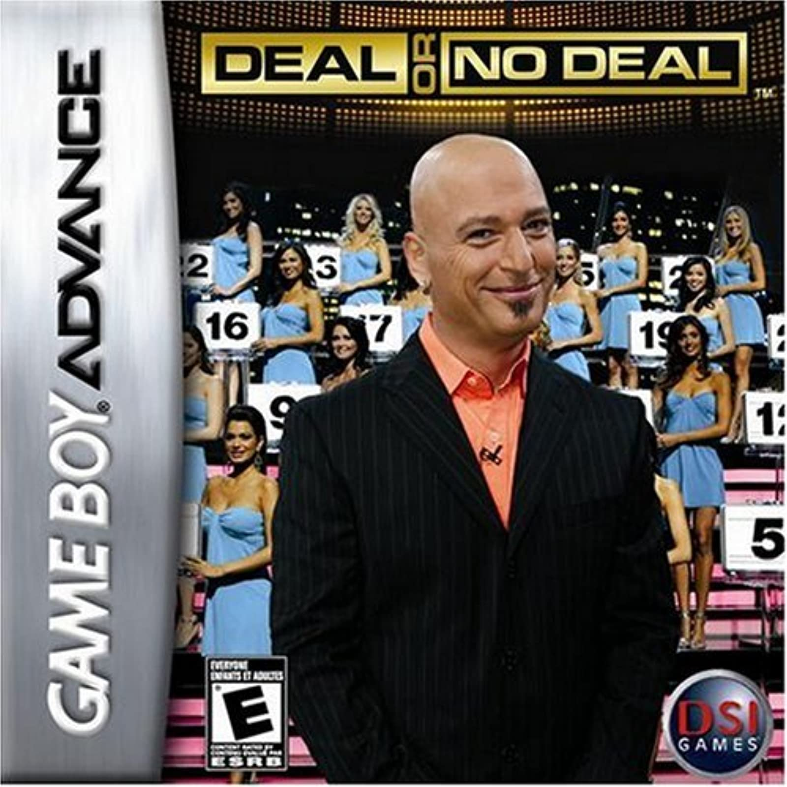 Deal Or No Deal Game Boy Advance For GBA Gameboy Advance