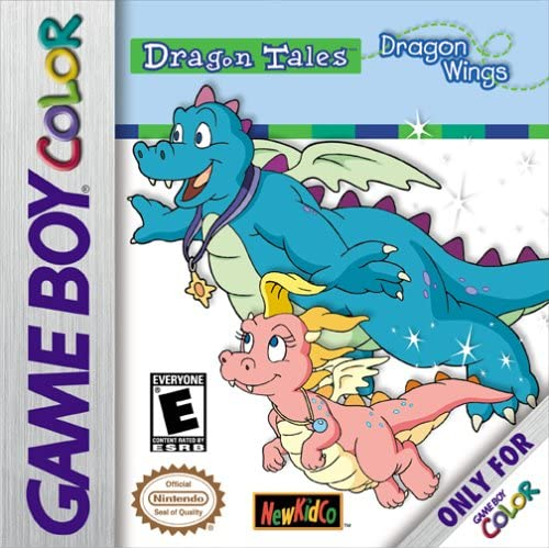 Dragon Tales: Dragon Wings On Gameboy Color