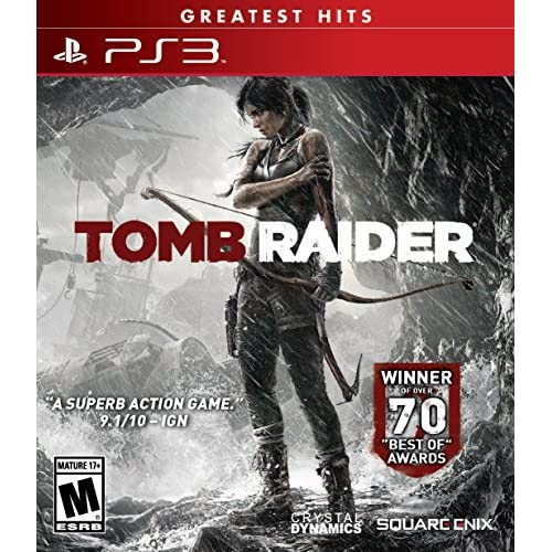 Tomb Raider Greatest Hits For PlayStation 3 PS3