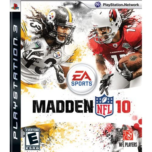 Image 0 of Madden NFL 10 For PlayStation 3 PS3 Football