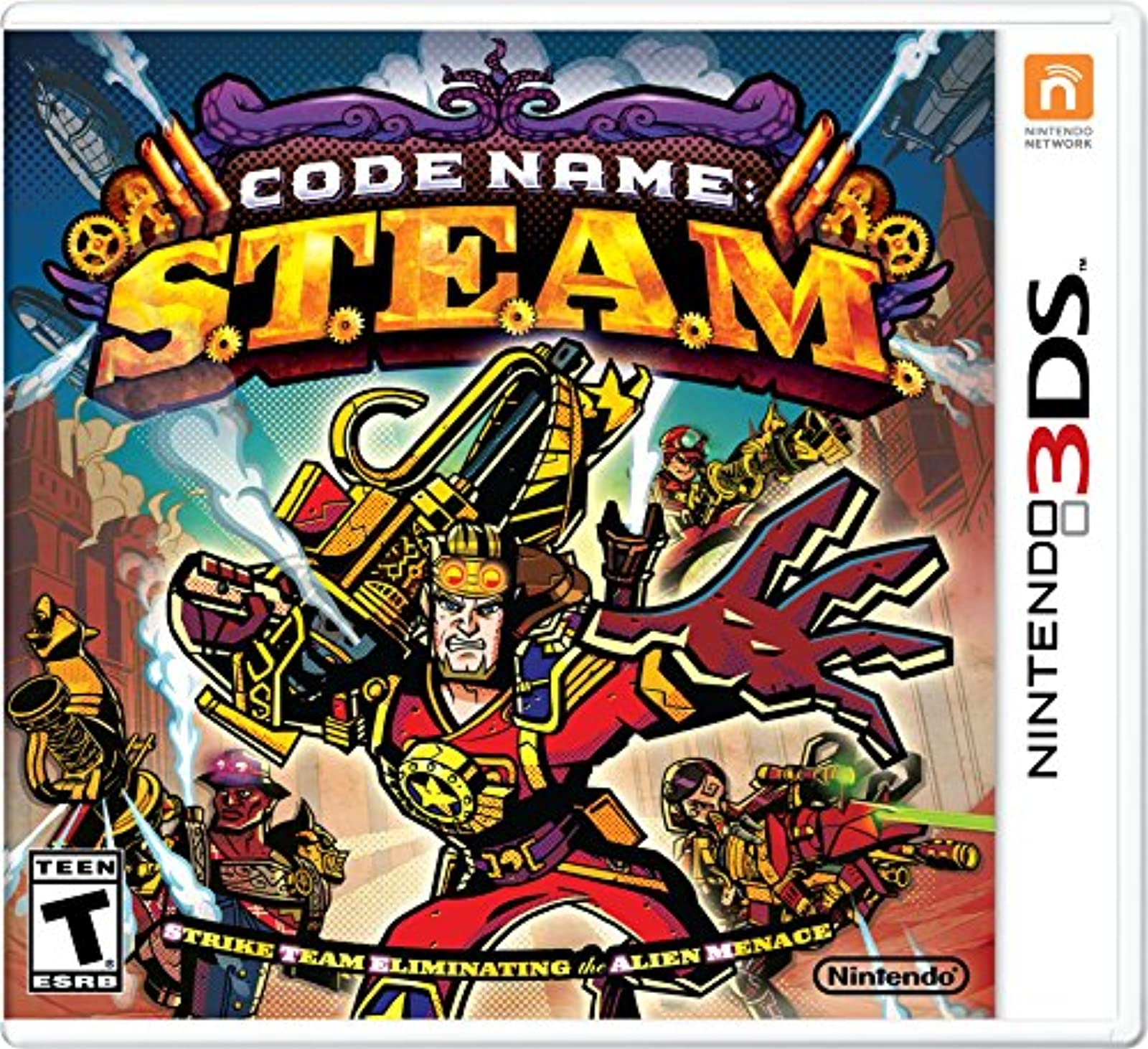 Code Name: Steam For 3DS Strategy