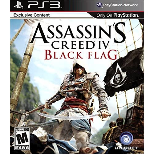 Assassin's Creed IV Black Flag For PLAYSTATION3 For PlayStation 3 PS3