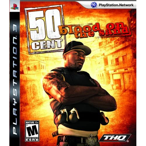 50 Cent: Blood On The Sand For PlayStation 3 PS3 Fighting