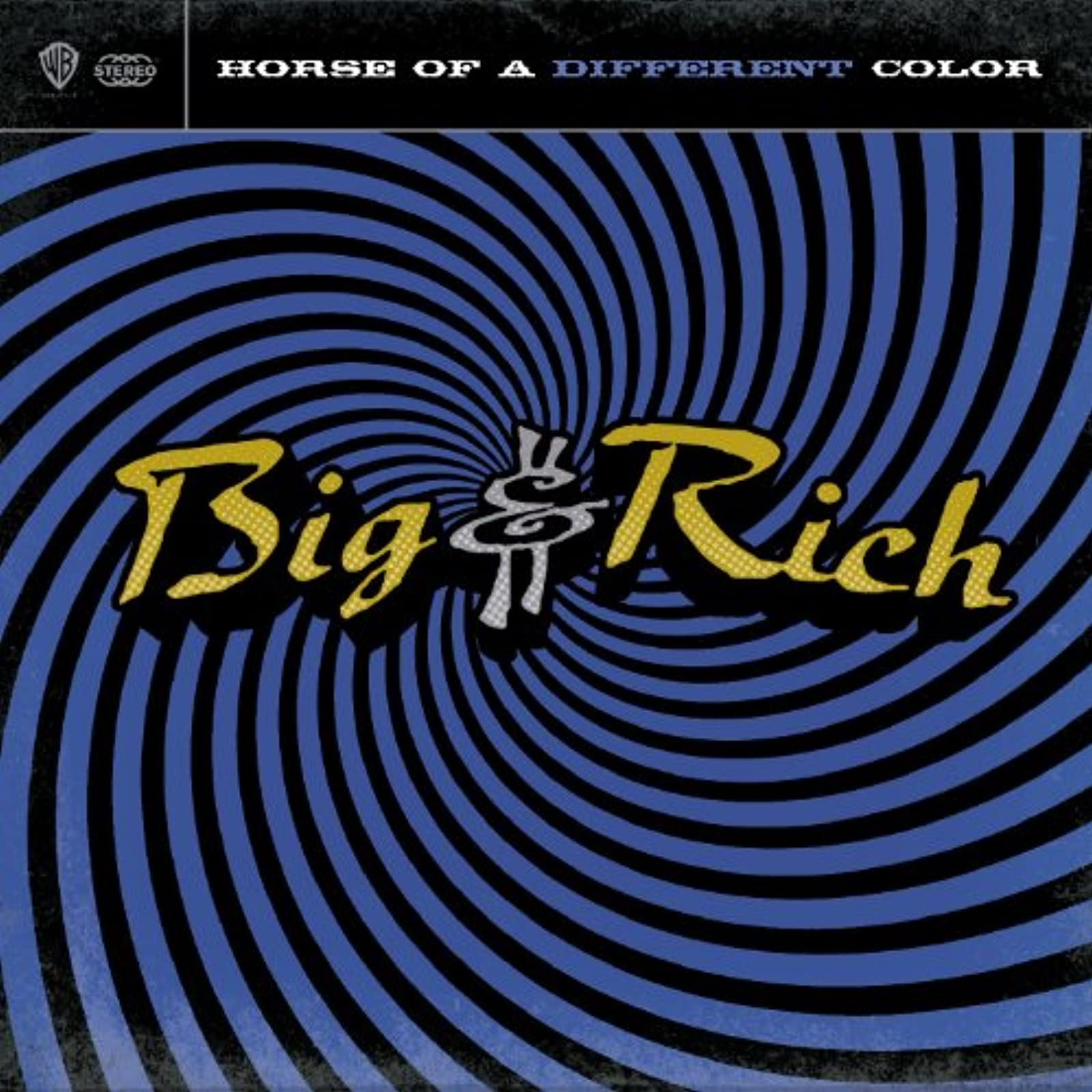 Image 0 of Horse Of A Different Color By Big And Rich On Audio CD Album 2004 by