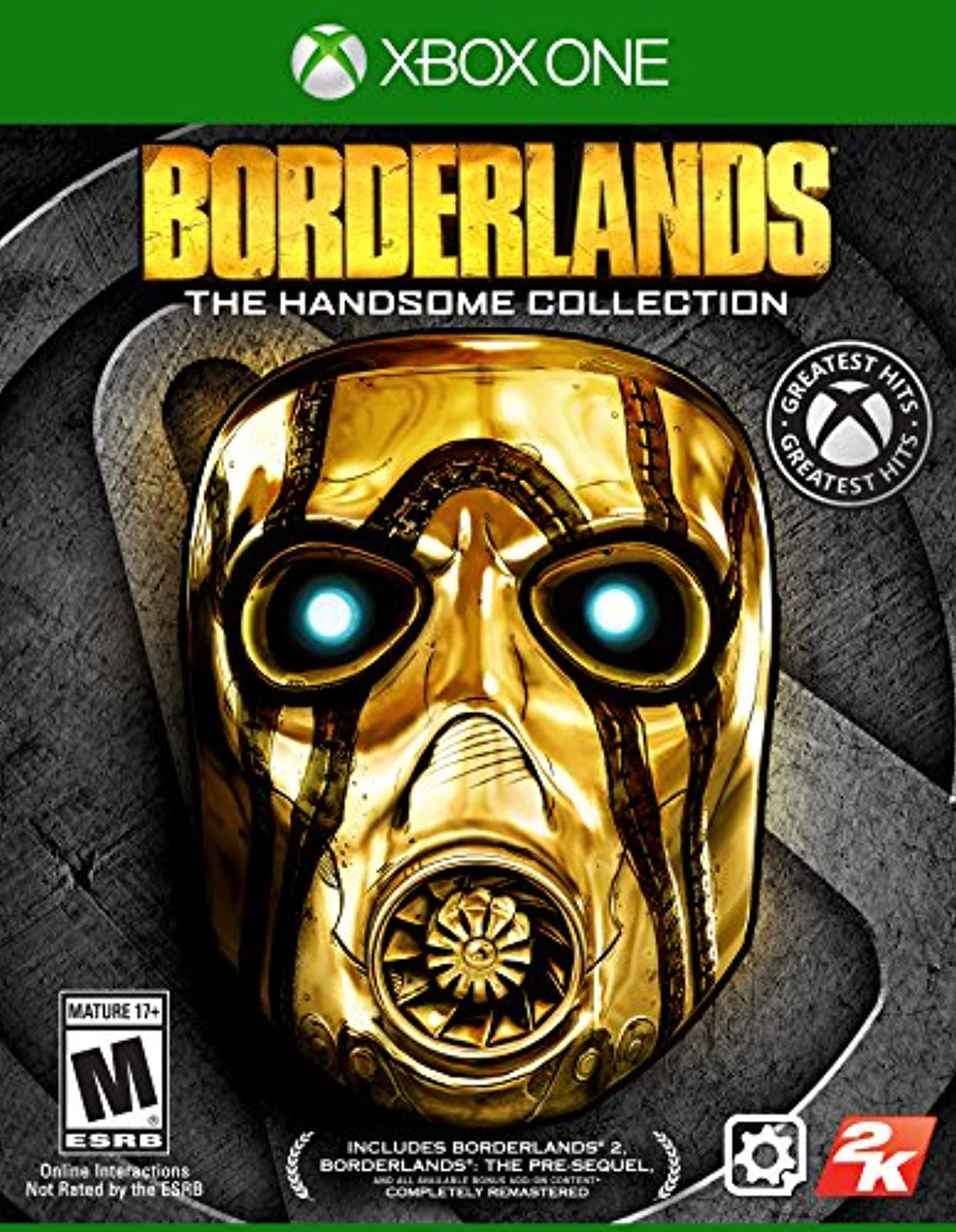 Borderlands: The Handsome Collection For Xbox One Shooter