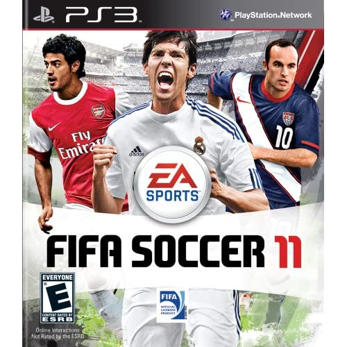 FIFA Soccer 11 For PlayStation 3 PS3
