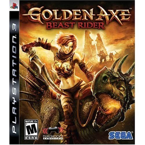 Golden Axe: Beast Rider For PlayStation 3 PS3