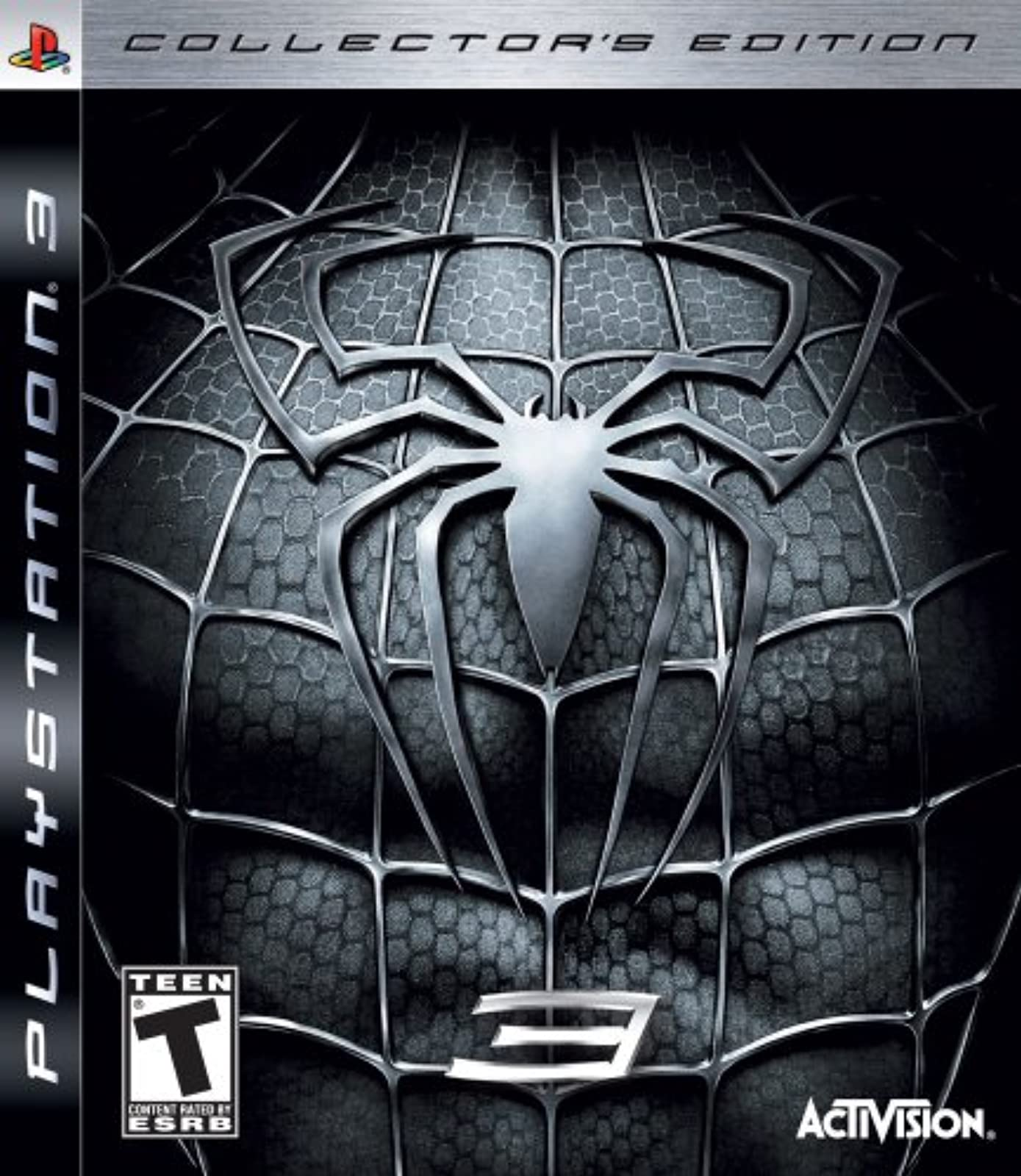 Spider-Man 3 Edition For PlayStation 3 PS3