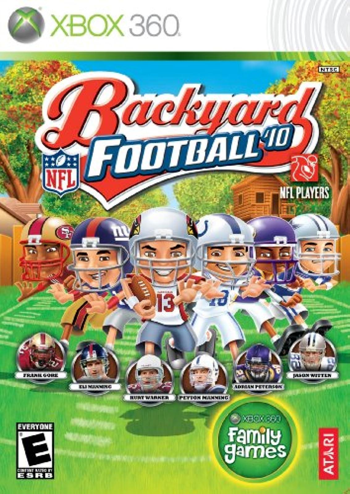 Backyard Football 2010 For Xbox 360
