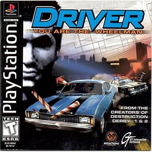 Image 0 of Driver For PlayStation 1 PS1