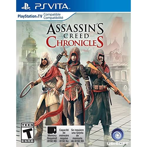 Assassin's Creed Chronicles PlayStation Vita For Ps Vita