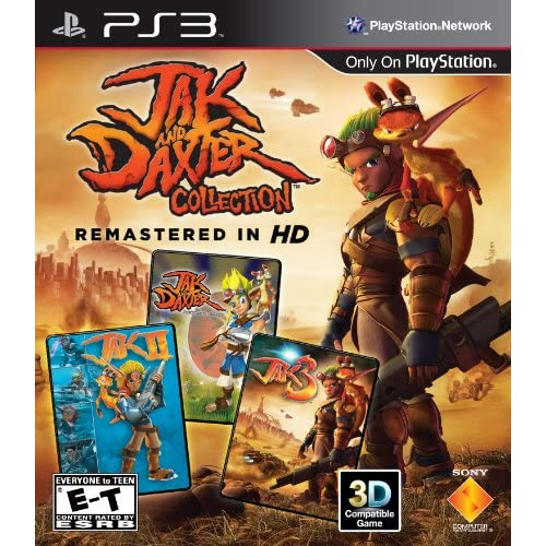 Jak And Daxter Collection For PlayStation 3 PS3