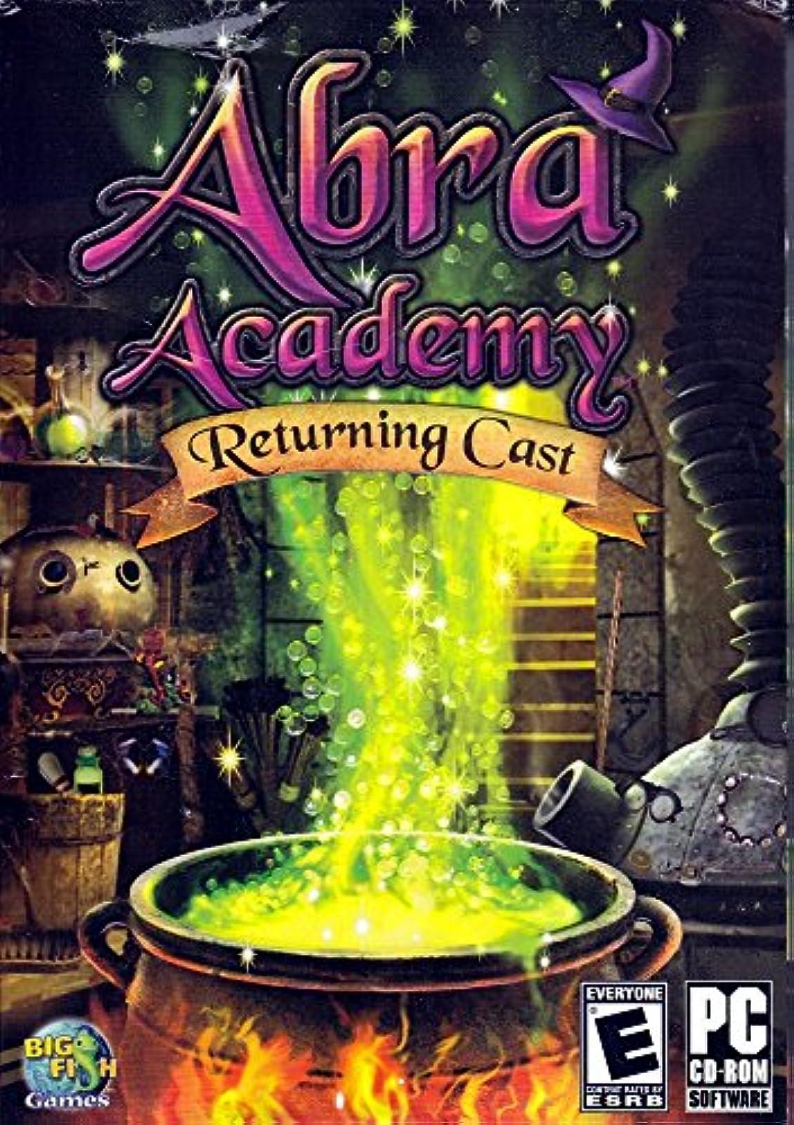 Abra Academy: Returning Cast PC Software