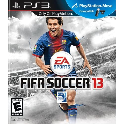 FIFA Soccer 13 For PlayStation 3 PS3