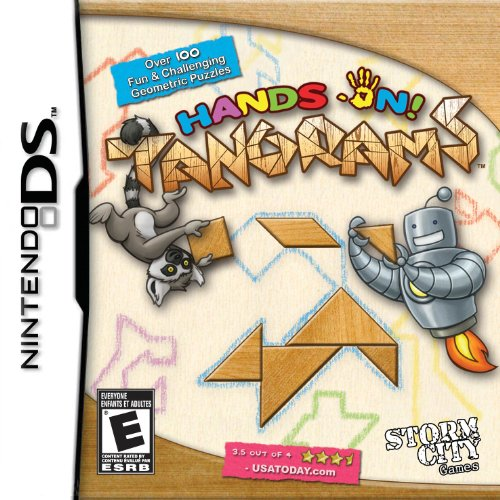 Image 0 of Hands On Tangrams For Nintendo DS DSi 3DS 2DS