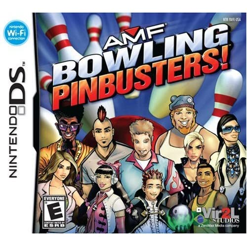 AMF Bowling Nintendo For DS