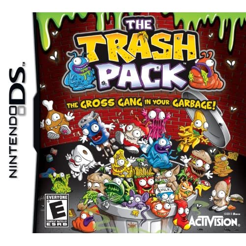 Image 0 of The Trash Pack For Nintendo DS DSi 3DS 2DS
