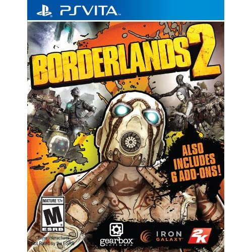 Borderlands 2 Game For Ps Vita