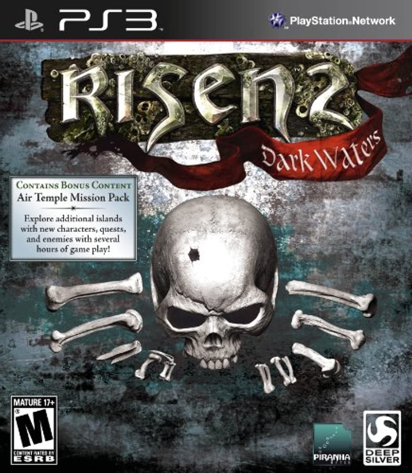 Risen 2: Dark Waters PS3 For PlayStation 3