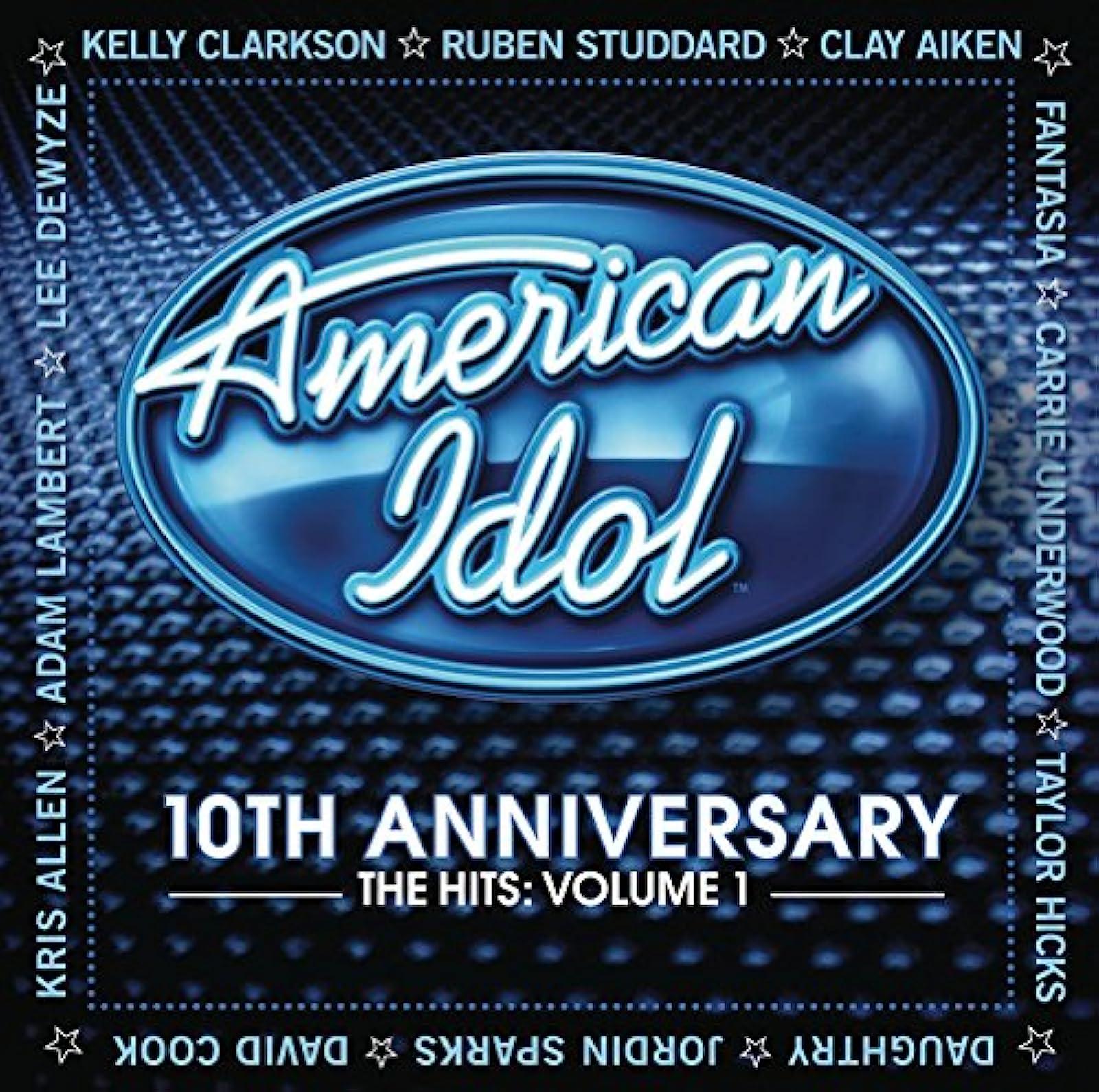 10th Anniversary The Hits Vol 1 On Audio CD Album Pop 2011