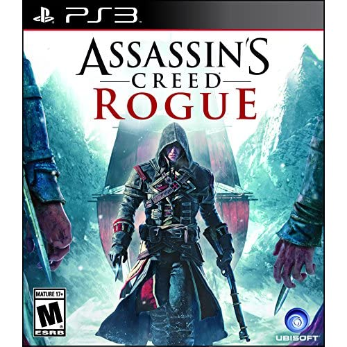 Assassin's Creed Rogue For PlayStation 3 PS3
