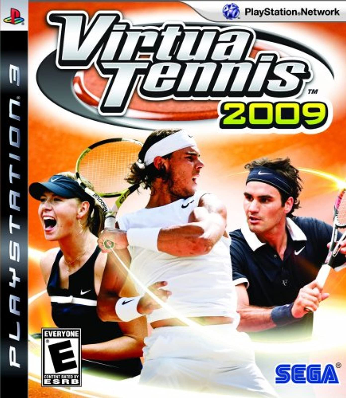 Virtua Tennis 2009 For PlayStation 3